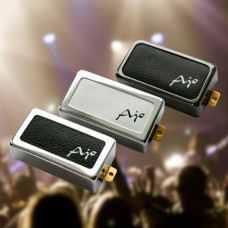[BLOG] Ajo pickups in leather and metal